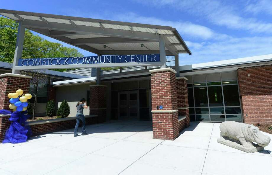 The newly renovated Comstock Community Center in Wilton, Conn. Wednesday, May 18, 2016. Photo: Erik Trautmann / Hearst Connecticut Media / (C)2016, The Connecicut Post, all rights reserved