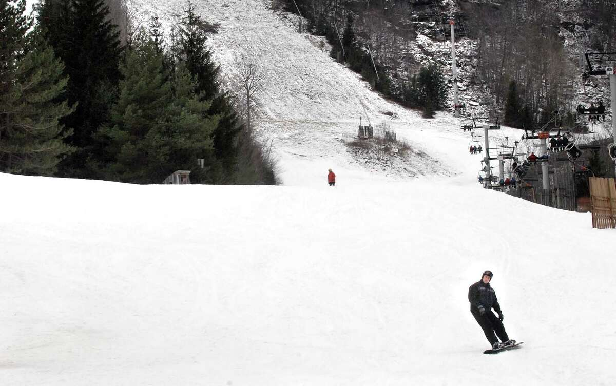 The Hunter Mountain ski resort in the Catskills was closed Tuesday with the company in a Facebook post saying too many of their ski patrollers were out of work due to the COVID-19 pandemic.
