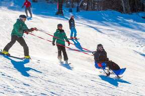 Adaptive Sports Foundation's Warriors In MotionWeekend took place at Windham Mountain on the weekend of Jan. 5 to 8. (Submitted photo)