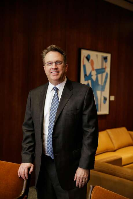 San Francisco Fed President John Williams favors growth of 1.5 to 2 percent. Photo: Gabrielle Lurie, The Chronicle