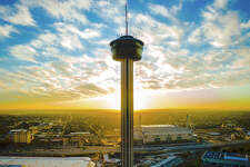 Tower of the Americas.