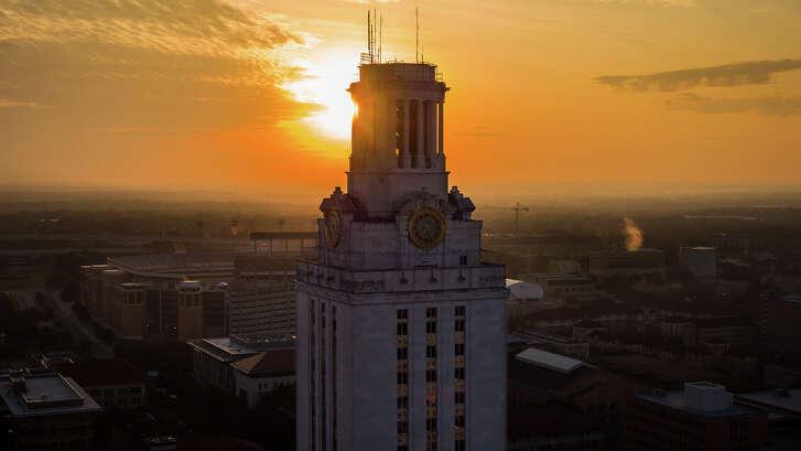 University of Texas Tower, Austin.