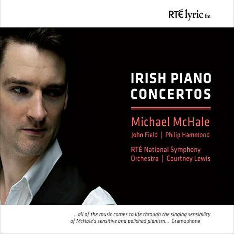 Michael McHale, Irish Piano Concertos Photo: RT� Lyric