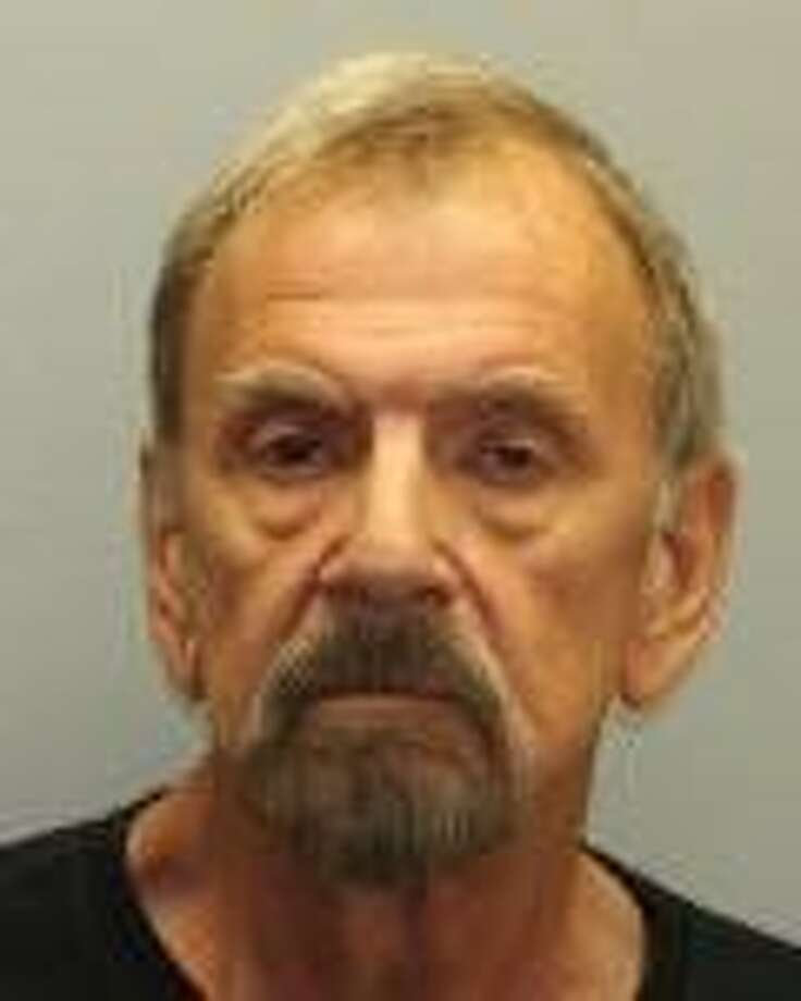 Florida resident Kevin M. Miller, 66, is charged with two counts of felony criminal possession of a weapon, one count of misdemeanor criminal possession of a weapon, misdemeanor driving while ability impaired by drugs and unlawful possession of marijuana, a violation. He was also ticketed for multiple vehicle and traffic violations. (State Police)