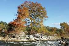 Pedernales Falls State Park is an ideal objective for autumn visitors to the Hill Country.