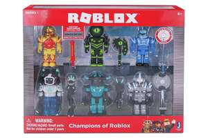 Roblox is turning virtual toys from its online games into real figurines.