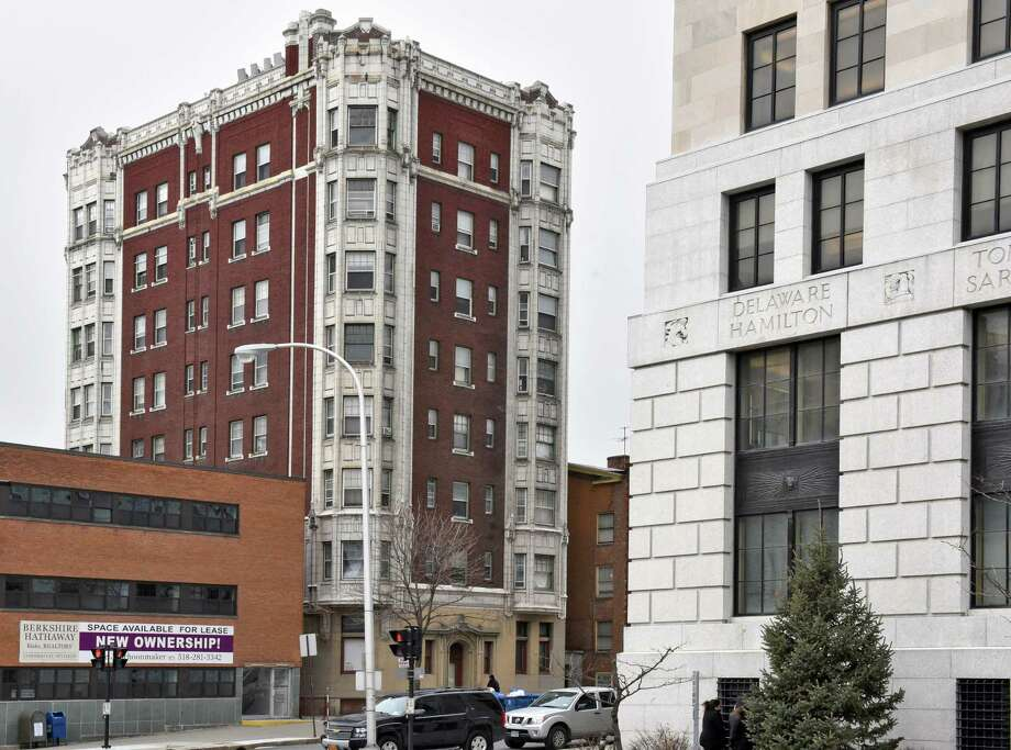 Duo To Share Unusual Story Of Albany Building S Move Times Union