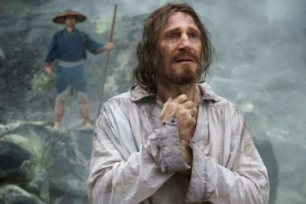 """Paramount Pictures Liam Neeson stars in """"Silence."""""""