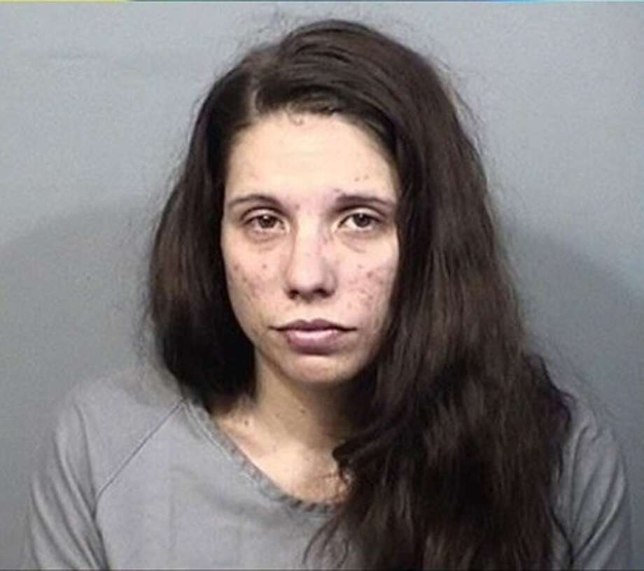 Amara Stockard, 24, is charged with attempted first-degree murder after reportedly running over her boyfriend outside of a strip club on Jan. 1, 2016.Clik through the slideshow to see strange crimes that have been committed in Florida Photo: Brevard County Sheriff's Office