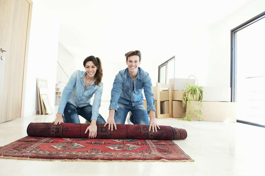 """These are the six home items you should never buy on Amazon, according to experts.Found the perfect rug online? Not so fast. """"The color of carpets on monitors can be very deceiving,"""" notes Kerri Pilchik, co-founder of Ridgewood, NJ–based K+K Interior Design. """"You need to see it in person and feel the fibers to determine if it will be comfortable underfoot.""""  Another downside? """"A rug can be a substantial investment and annoying or impossible to return.""""  As one online shopper named """"Notcolorblind"""" on Homedecorators.com points out, """"If by 'Charcoal' they mean brown, and if by 'jewel tones' they mean tan, rust and olive, then the description of this rug is right on the money.""""   If you must order one online, see if the manufacturer will mail you a small sample first. Photo: Bill Holden/Getty Images/Cultura RF"""