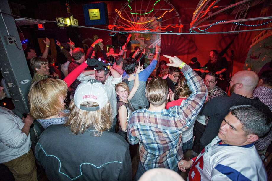 The Bowie Elvis Fest was held Jan. 7 at midtown's Continental Club. The festival was a celebration of the two rock icons who happen to share a birthday on Jan. 8. Photo: Scot Overholser, Submitted Photo
