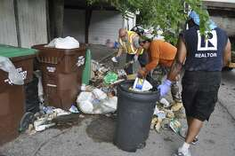 In May 2015, Bexar County Commissioner Tommy Calvert's office led a cleanup at Camelot II, an unincorporated area surrounded by San Antonio and the city of Windcrest. But such efforts will no longer be necessary after the city of Converse annexes the neighborhood.