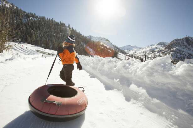 10. SnoVentures Activity Zone:  You love snow. You want your kids to love snow. Get them addicted to winter fun with tubing, mini snowmobiles, and plenty of hot chocolate, topped with what they love the best - spending time with you.