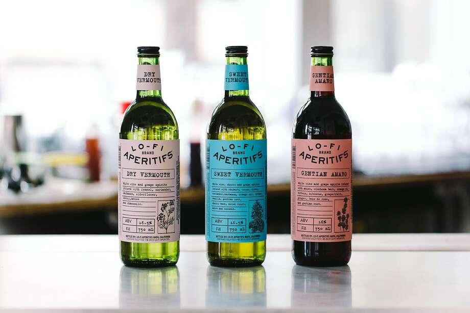 Lo-Fi Vermouths Photo: Bre Furlong
