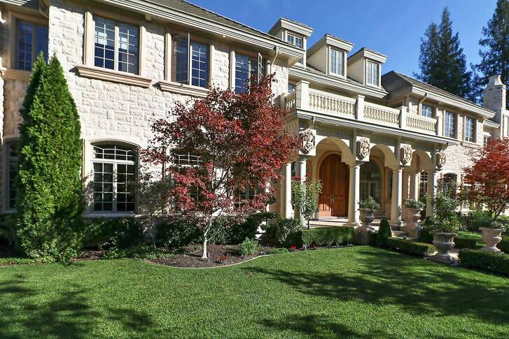 125 Stephanie Lane in Alamo is a palatial five bedroom estate home available for $6.288 million.