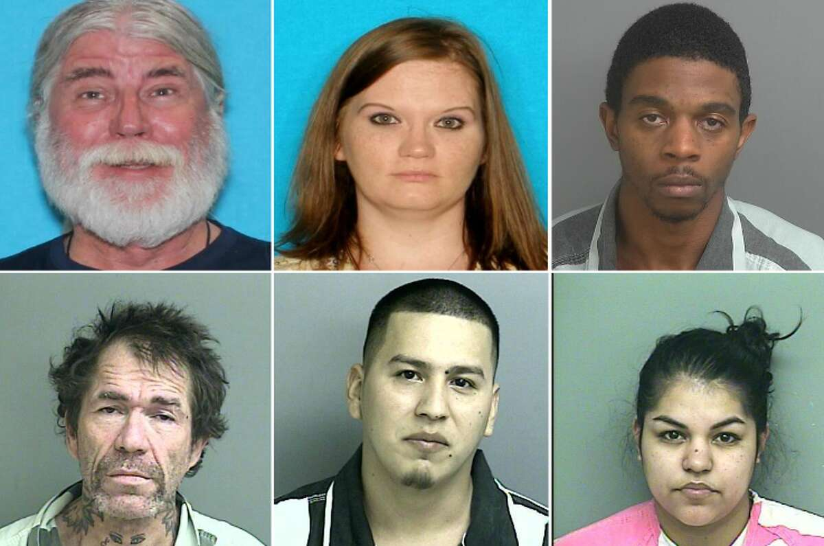 MUGSHOTS: Houston's featured fugitives Click through the gallery to see the mugshots and charges against those wanted by Houston-area police.