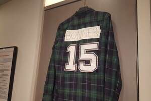 In private ceremony, without fanfare, the Spurs honored Matt Bonner.