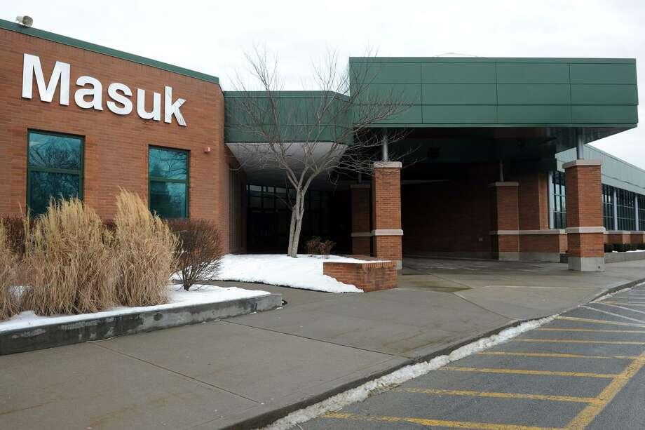 Masuk High School, in Monroe, Conn. Jan. 27, 2014. Photo: Ned Gerard / Ned Gerard / Connecticut Post
