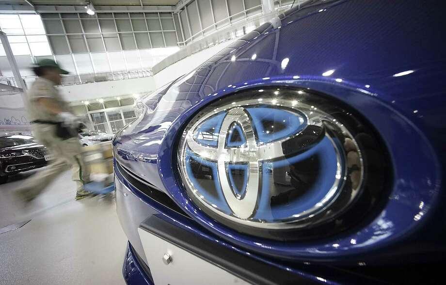 Toyota Motor Corp. says it is recalling another 543,000 vehicles in the U.S. for defective front passenger air bag inflators made by Japan's Takata Corp. Photo: Associated Press /File Photo / Copyright 2016 The Associated Press. All rights reserved. This material may not be published, broadcast, rewritten or redistribu