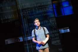 "Ben Platt in ""Dear Evan Hansen."""