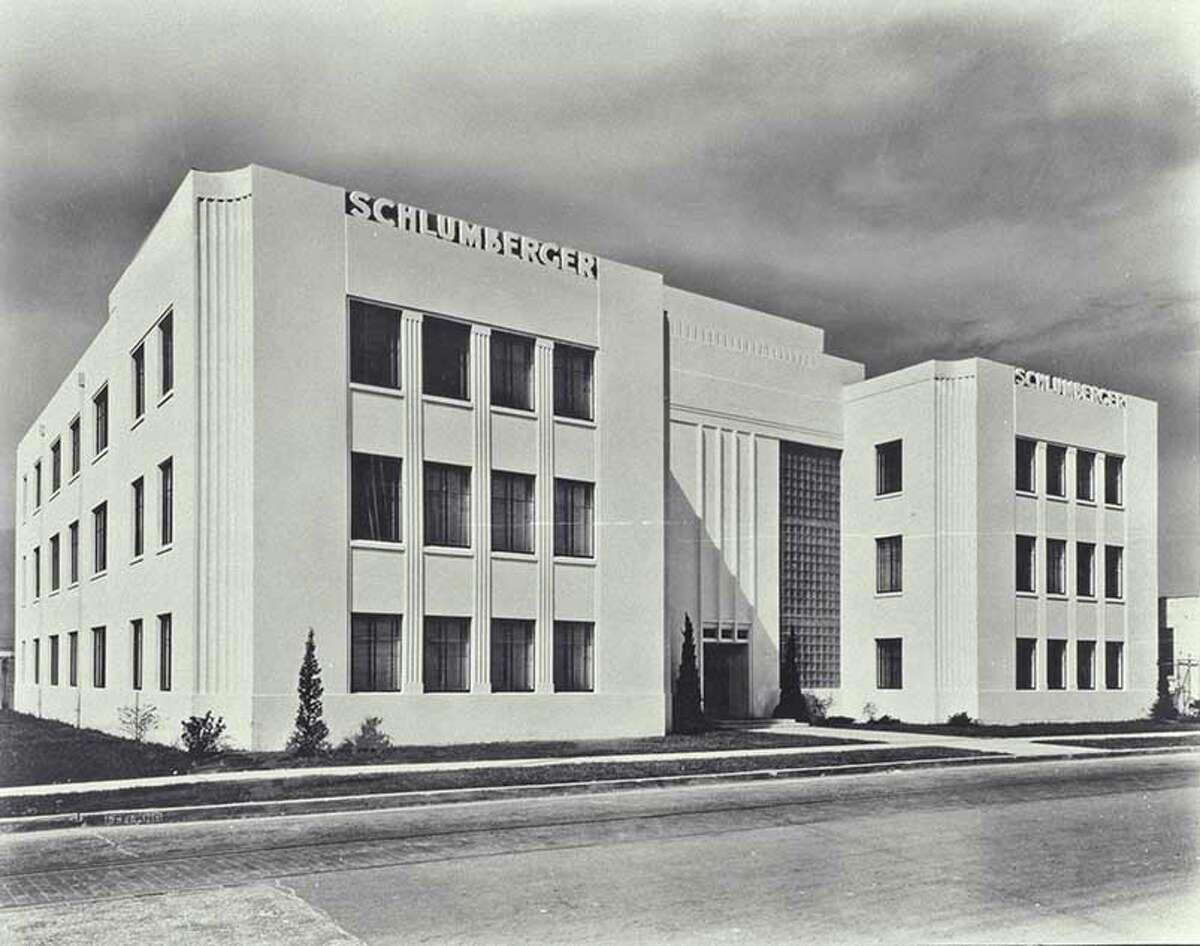 Schlumberger building in EaDo. (Courtesy of David Denenberg)