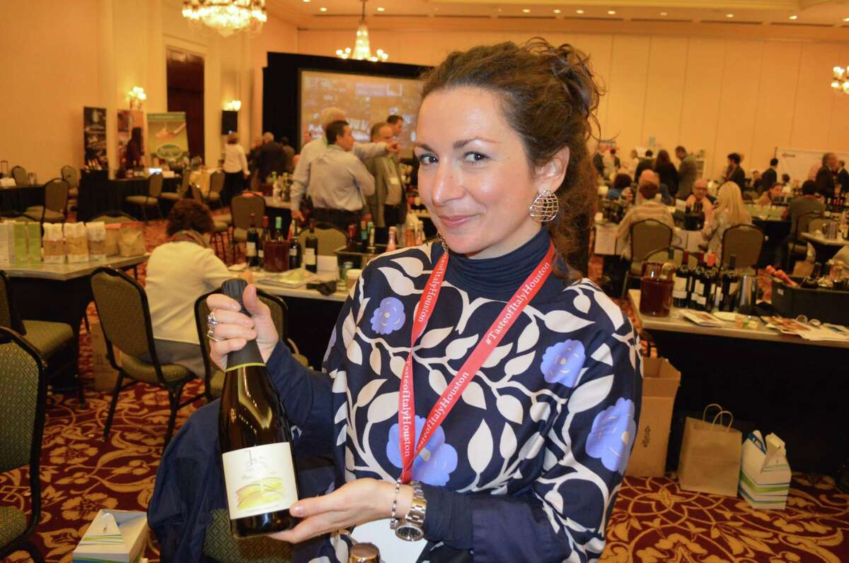 For the first time the Taste of Italy Houston wine/food trade show will be open to the public on March 6, 2017 at the Omni Houston Hotel. More than 60 Italian winemakers and food producers will participate in the largest food and wine fair in the country devoted exclusively to Italian wines, foods, producers and gastronomic traditions. Shown: Scenes from 2016 event.