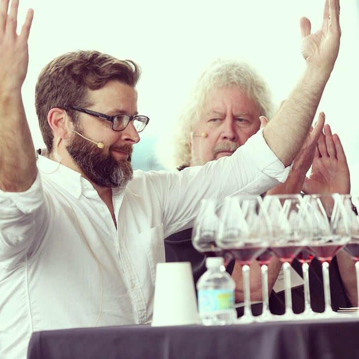 """David Lynch, celebrity sommelier and author of """"Vino Italiano,"""" will speak at the 2017 Taste of Italy Houston to be held March 6, 2017 at the Omni Houston Hotel."""