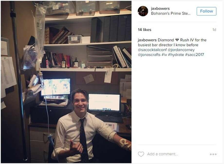 jaxbowers: Diamond Photo: Instagram/jaxbowers
