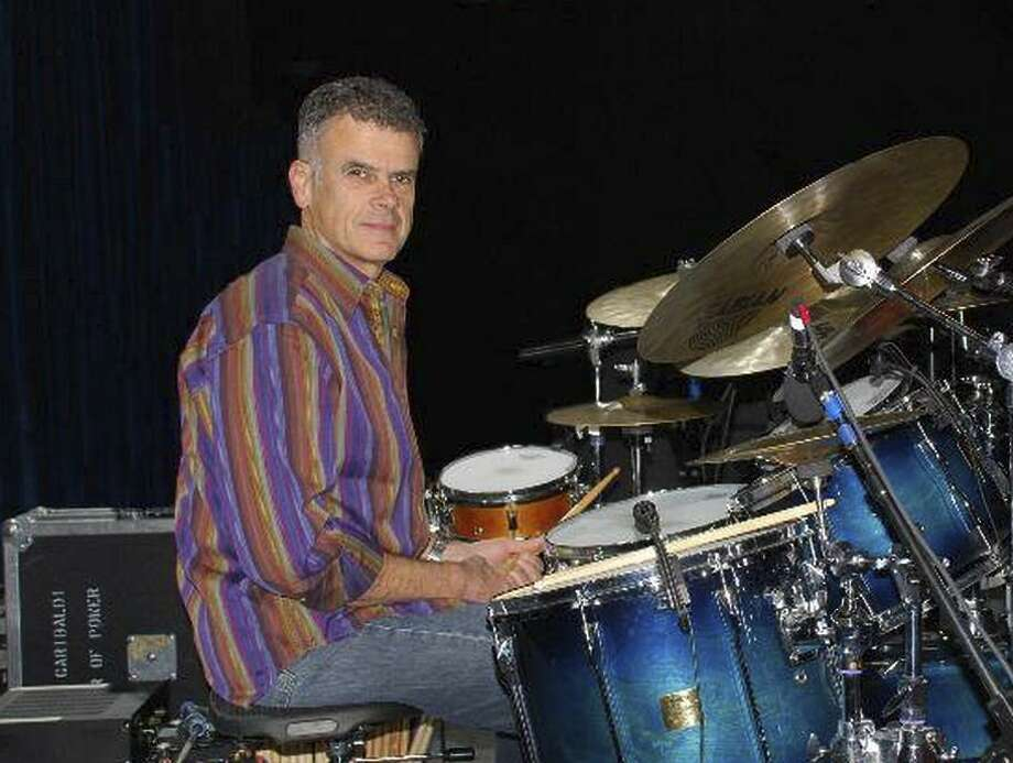 Tower of Power drummer David Garibaldi, left, and bassist Marc van Wageningen were hurt in Oakland.