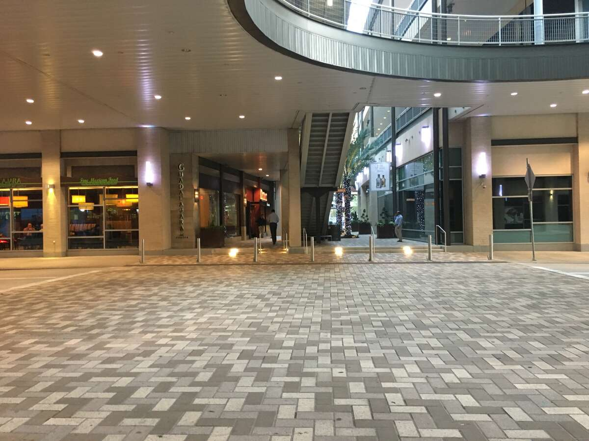 Downtown's GreenStreet mixed-use development.