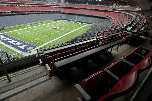 A seat at NRG Stadium for the Super Bowl on Feb. 5 won't come cheap - expect to pay at least $4,000.