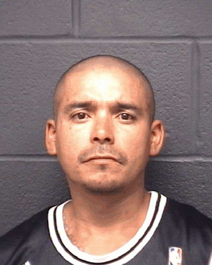 HERNANDEZ, RICARDO (W M) (40) years of age was arrested on the charge of THEFT UNDER $100 (SHOPLIFTING) (M), at 3000 SANTA MARIA AVE, at 1915 hours on 1/12/2017 Photo: Courtesy