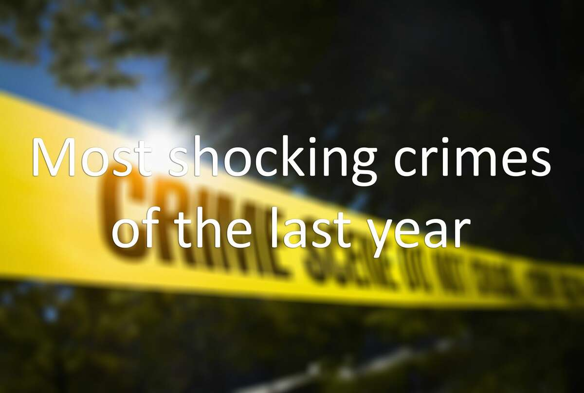 Shocking crimes