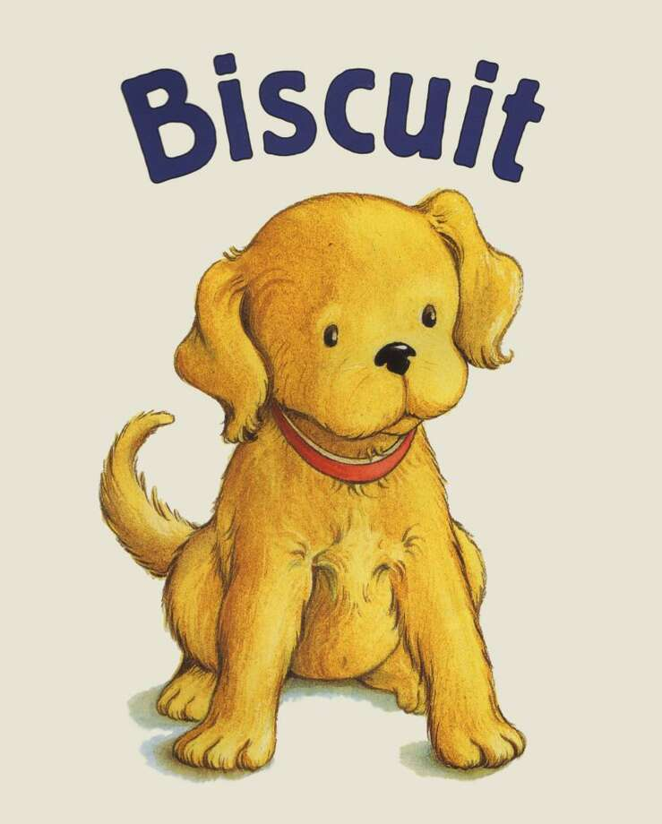 """This puppy comes to life in a new children's musical, """"Biscuit,"""" based on the book by Alyssa Satin Capucilli, on stage at Westport Country Playhouse, Sunday, Jan. 22 Photo: ArtsPower National Touring Theatre / Contributed Photo"""