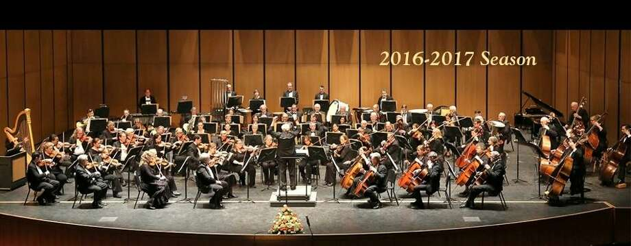 The Greenwich Symphony Orchestra joins forces with the Greenwich Choral Society for a production of Schubert's Mass in G major on Saturday, Jan. 21, and Sunday, Jan. 22, at the Greenwich High School Performing Arts Center. Photo: Greenwich Symphony Orchestra / Contributed Photo