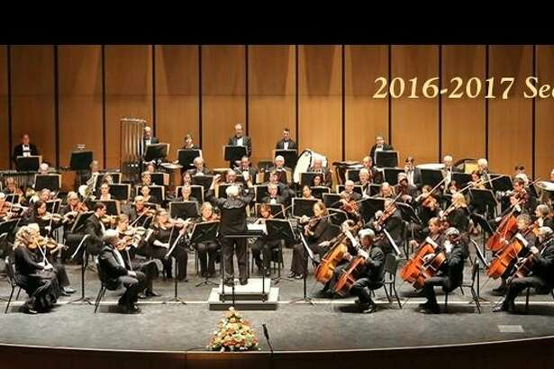 The Greenwich Symphony Orchestra joins forces with the Greenwich Choral Society for a production of Schubert's Mass in G major on Saturday, Jan. 21, and Sunday, Jan. 22, at the Greenwich High School Performing Arts Center.