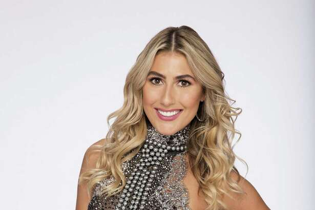 """Emma Slater is among the dancers who will perform when """"Dancing with the Stars: Live!"""" comes to Mohegan Sun Arena on Friday and Saturday, Jan. 20 and 21."""