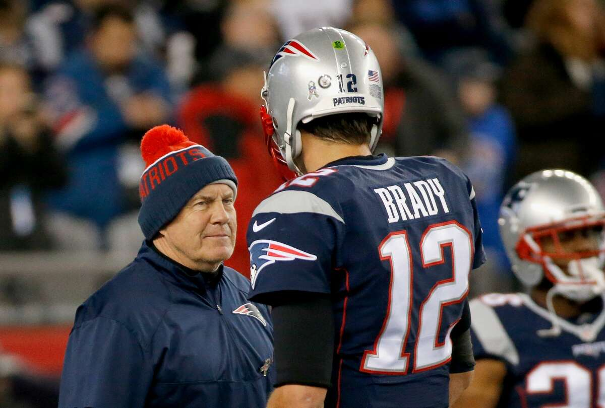 MOST HATED TEAMS IN SPORTS New England Patriots Where do you even start? The humorless Bill Belichick? The too perfect Tom Brady? How about the -gate suffixes you have to affix to Patriots scandals - DeflateGate, SpyGate. Belichick is probably the greatest coach in NFL history, but his legacy always will be tainted by his sometimes questionable tactics.
