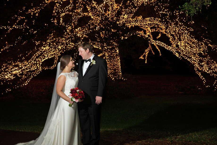 Alexandra and Chris Miller marry Dec. 31 at the Houstonian Hotel. Photo: David Jones, Owner / © 2016 D. Jones Photography