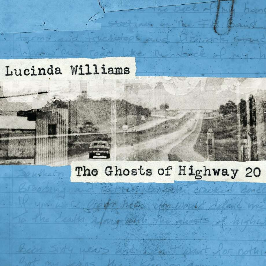 "Lucinda Williams appears at�Boardwalk's Cocoanut Grove in Santa Cruz on Thursday, Jan. 19, as well as at the Fillmore in San Francisco on Friday and Saturday, Jan. 20-21, in support of he latest release ""The Ghosts of Highway 20."" Photo: Courtesy Of All Eyes Media"