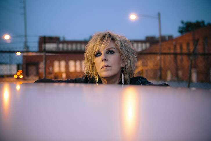 "Lucinda Williams appears at Boardwalk's Cocoanut Grove in Santa Cruz on Thursday, Jan. 19, as well as at the Fillmore in San Francisco on Friday and Saturday, Jan. 20-21, in support of he latest release ""The Ghosts of Highway 20."""