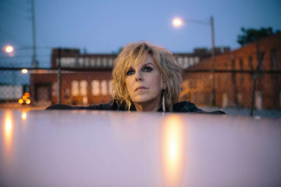 "Lucinda Williams appears at Boardwalk's Cocoanut Grove in Santa Cruz on Thursday, Jan. 19, as well as at the Fillmore in San Francisco on Friday and Saturday, Jan. 20-21, in support of he latest release ""The Ghosts of Highway 20."" Photo: David McClister"