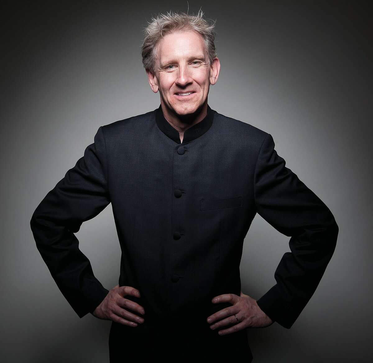 Marin Symphony maestro Alasdair Neale will conduct two concerts featuring the violinst Midori, who will be in Marin for an intensive week of workshops with young musicians, outreach and performance.