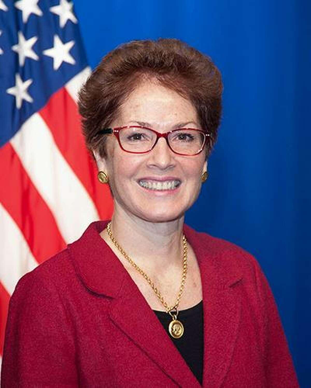 Marie Yovanovitch, U.S. Ambassador to Ukraine. SOURCE: U.S. Embassy in Ukraine