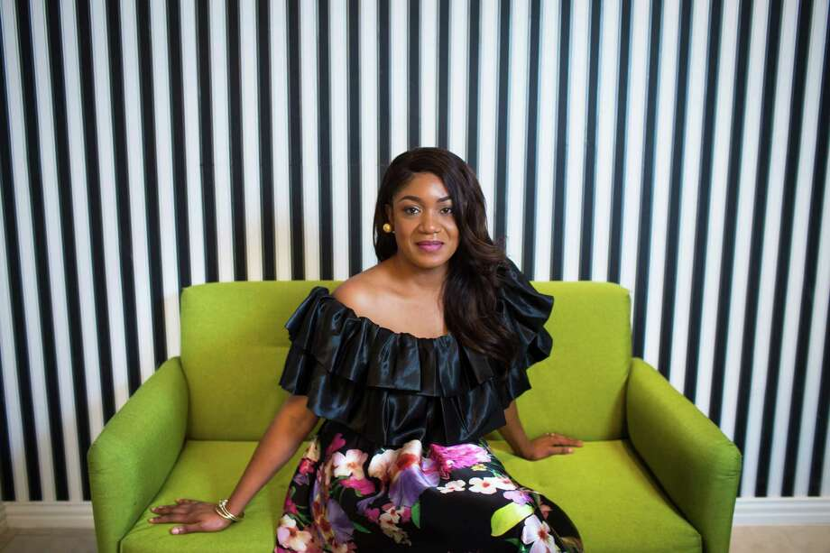 Fashion designer Ebele Iloanya launched her clothing line in 2009, then opened her boutique, MODChic Couture, in Rice Village in 2016. Photo: Marie D. De Jesus, Staff / © 2016 Houston Chronicle