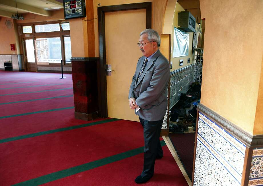 S.F. Mayor Ed Lee says he could be persuaded to support safe drug injection sites if experts can show they would save lives. Photo: Paul Chinn, The Chronicle