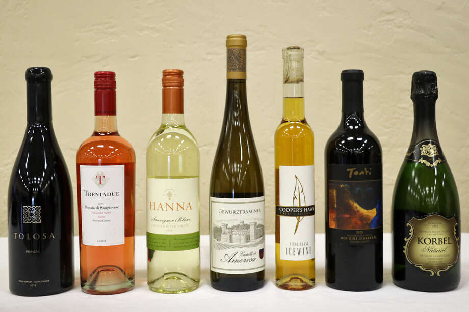 These are the San Francisco Chronicle Wine Competition sweepstake winners.