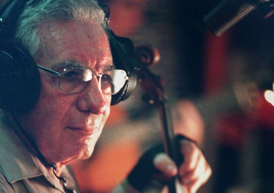 Sebastian Campesi was a longtime jazz musician and music teacher in San Antonio. Photo: Express-News File Photo / SAN ANTONIO EXPRESS-NEWS
