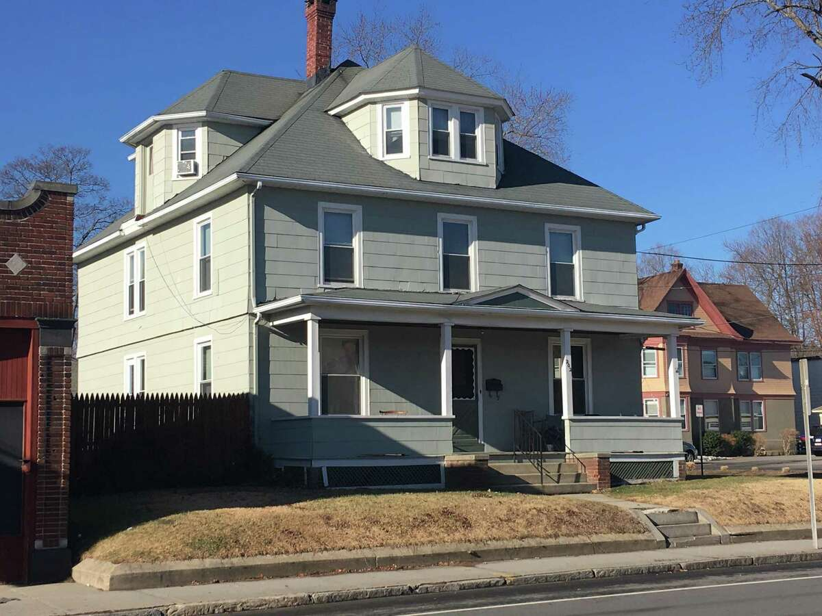 A Sober Home in Torrington operated by Key Recovery where a New York woman died of a heroin overdose in December.