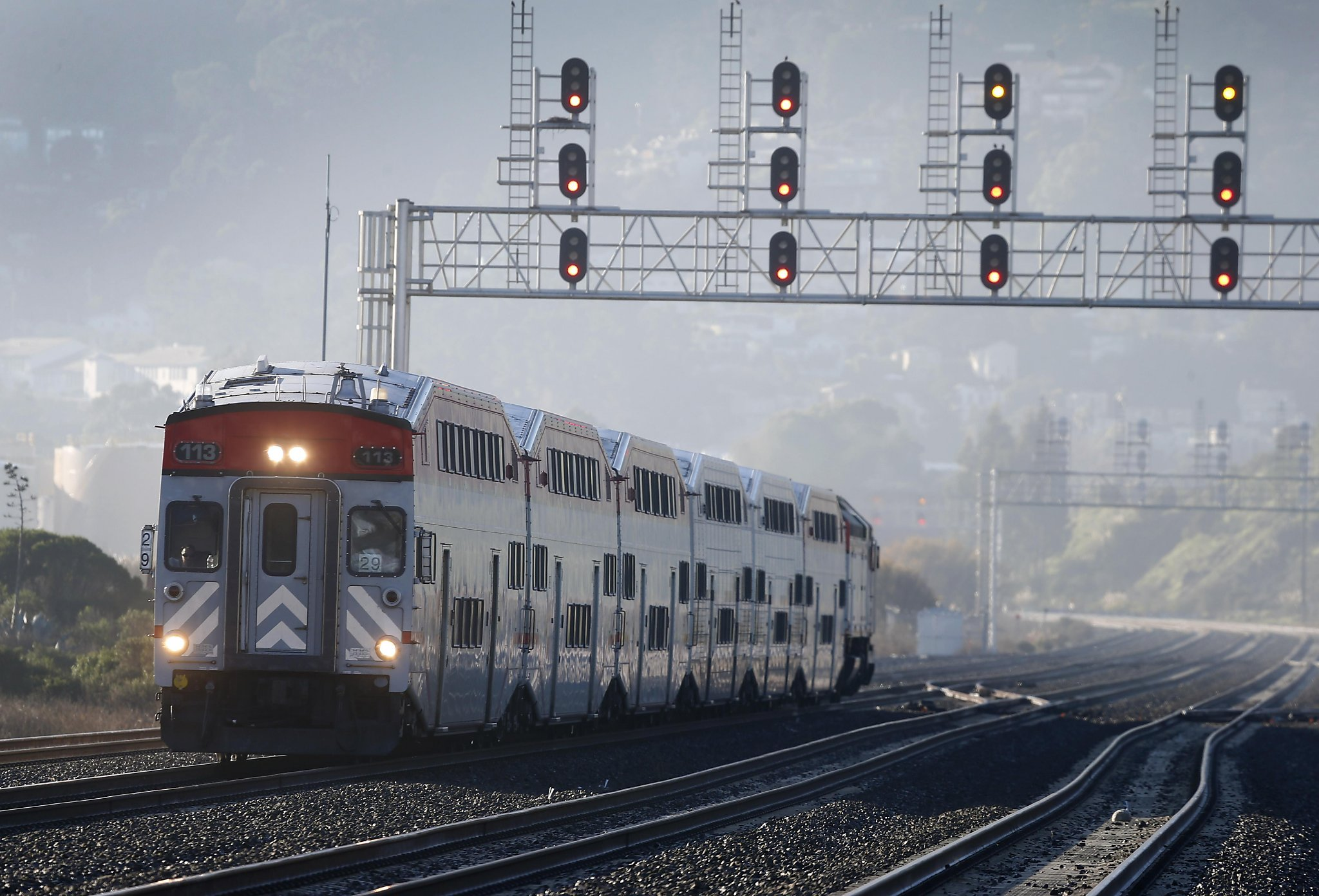 With Trump in charge, Republicans target Caltrain - San ...
